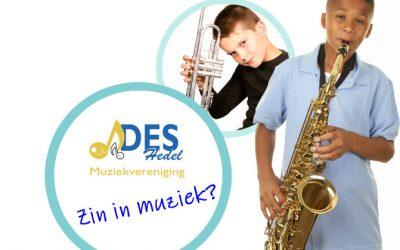 Zin in muziek?